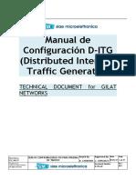 Manual Test Ditg Version 2.0