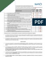 Lista de Requisitos RC