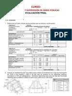 Practica Final Marzo 2018 - supervision de obras