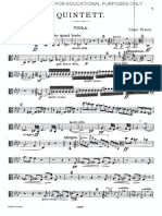 Franck - Piano Quintet Piano Viola
