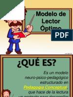 Modelo de Lector Óptimo
