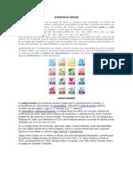 Extension de Archivo