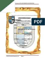 INFORME N°04 MOVIMIENTO DE PROYECTILES