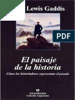 El Paisaje de La Historia