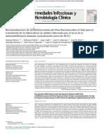 Recomendaciones Sobre Sida Para El Tratamiento de La Tuberculosis