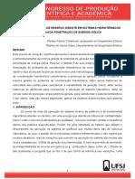 DEFINIÇÃO DOS NÍVEIS DE RESERVA GIRANTE EM SISTEMAS HIDROTÉRMICOS COM ELEVADA PENETRAÇÃO DE ENERGIA EÓLICA
