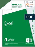 Texto de Excel 2013