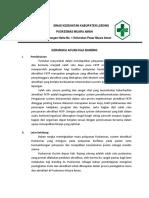 Kerangka Acuan Kaji Banding, Instrumen, Dokumen, Analisis, Rencana Dan Hasil Evaluasi