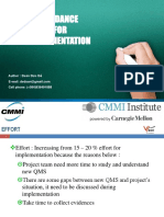 CMMI Guidance