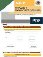 Elabora Paginas Web