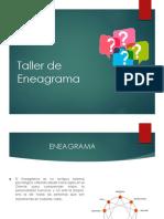 Taller de Eneagrama