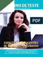 Direito Administrativo 2016