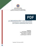 Tema 1 y 2 Trabajo Sistemas
