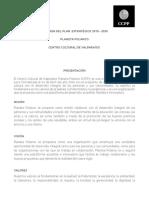 Resumen Plan Estratégico Planeta Polanco 2015 - 2020