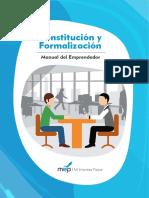 MEP Constitucion Manual ANT