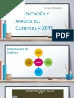 Seminario-zila Curriculum 2017