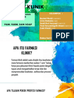 Farmasi Klinik PAM FARM SOAP