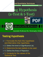 7_Hypothesis Testing z and T_PDF