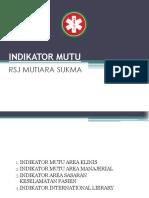 Indikator Mutu Tw 2