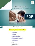Tema 024 -Viriasis Exantemáticas. Parotiditis, Parvovirus. Virus Papiloma Humano