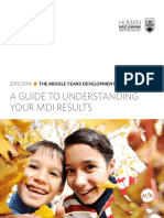 Guide to Understanding Mdi 2016