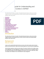 Understanding and Implementing Cookies in ASP.net