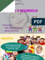 Infancia y Desarrollo