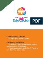 Pacto Social 2018