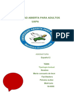 Tarea 3 de Español 2 (1)