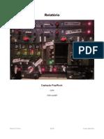 Relatório - Equipamentos, Sistemas e Técnicas Estudio