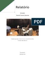 Relatório MB Paulo Mendes