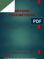 Exposicion Fator Volumetrico