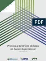 Diretrizes Clinicas ANS AMB CFM