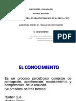 3. EL CONOCIMIENTO.ppt