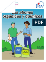 Los Abonos Organicos y Quimicos