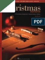 Hal Leonard - Christmas Standards - Jazz Guitar Chord Melody Solos.pdf