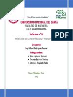 Indice Marco Teorico y Materiales y Metodos