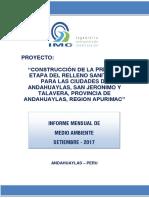Informe Medio Ambiente Setiembre Rsa