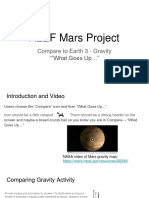 MARS vs Earth_ Gravity
