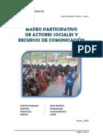 03.- Mapeo de Actores