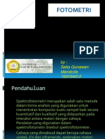 fotometrisetia ppt