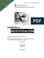 trabajo de psicologia informe academico, jacky anali laura.doc