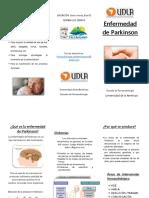 Triptico Parkinson (1)