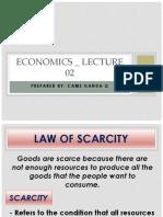 Economics Lecture 02