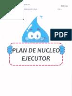 10. Plan de Nucleo Ejecutor