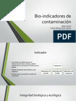 Bio Indicadores
