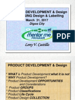 Product Dev