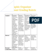 rachel mendiola graphic rubric