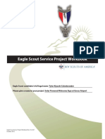 eagle project workbook-led
