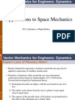 Applications to Space Mechanics